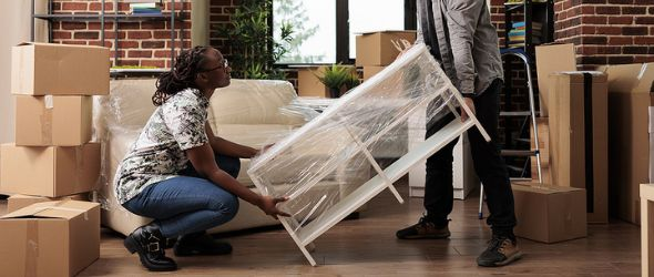 minimalist wood kitchen dining living room